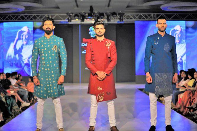 Ahimsa-The khadi Collection by Sanjay & Shammy Choraria