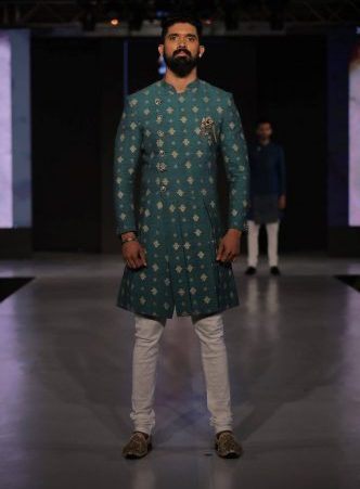 Ahimsa-The khadi Collection by Sanjay & Shammy Choraria